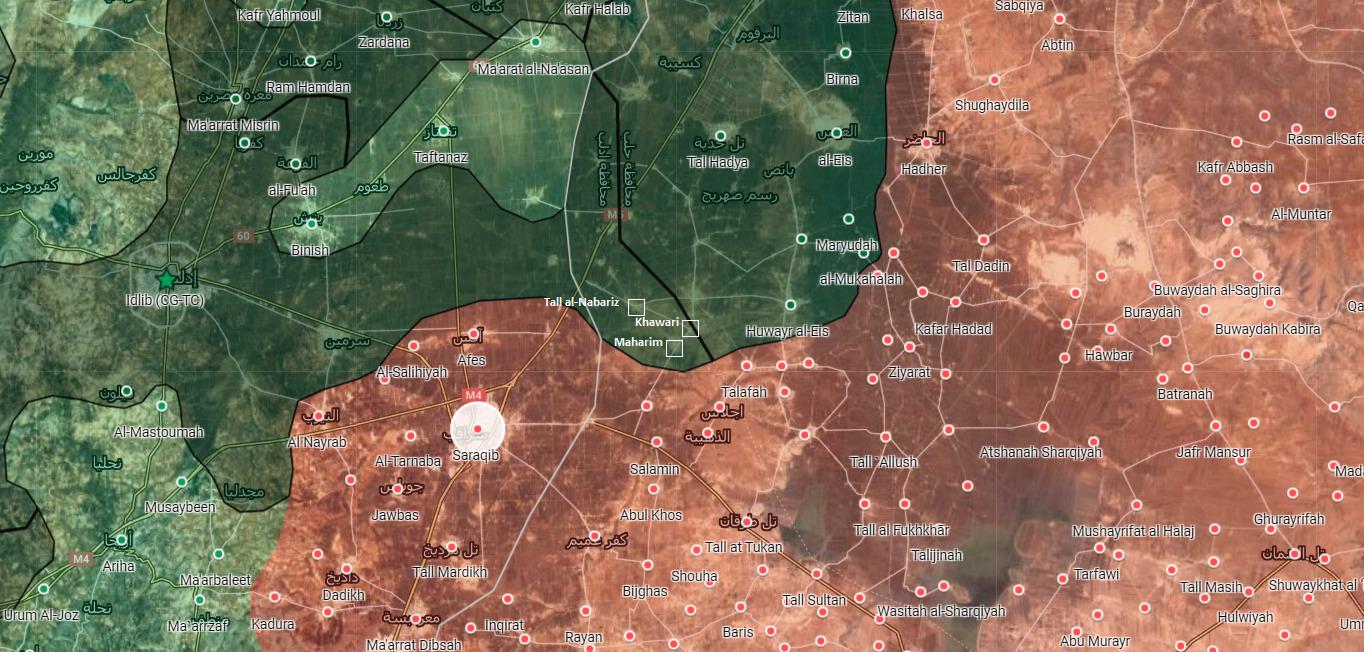 Veľké Víťazstvo: HTS Militantov Zachytiť Tri Juhovýchodnej Idlib Mestá Od Seba