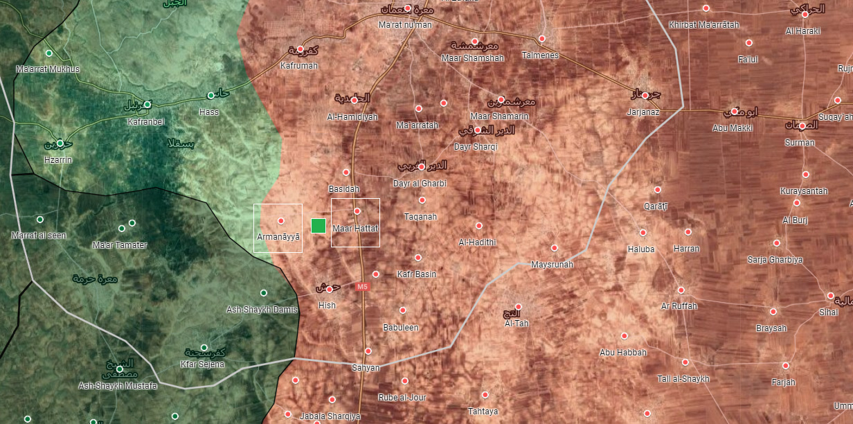 Syrian Army Besieges Third Turkish Observation Post In Southern Greater Idlib