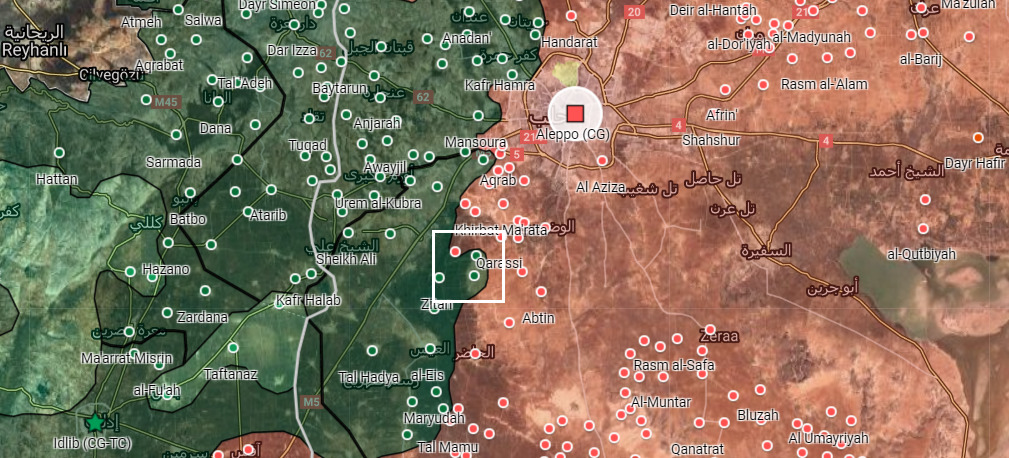 Syrian Army, Allies Recapture Two Towns In Southwest Aleppo