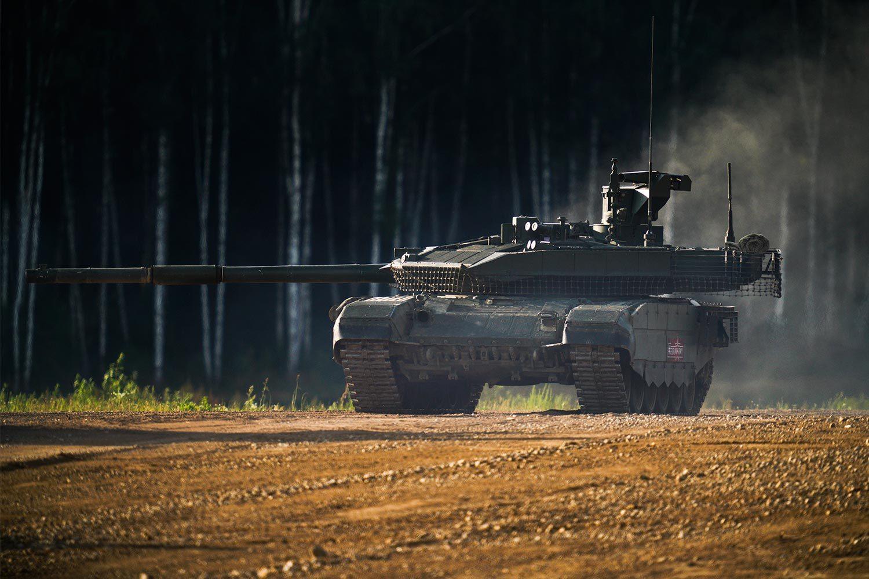 Modernization Plans For Russia's Tank Troops