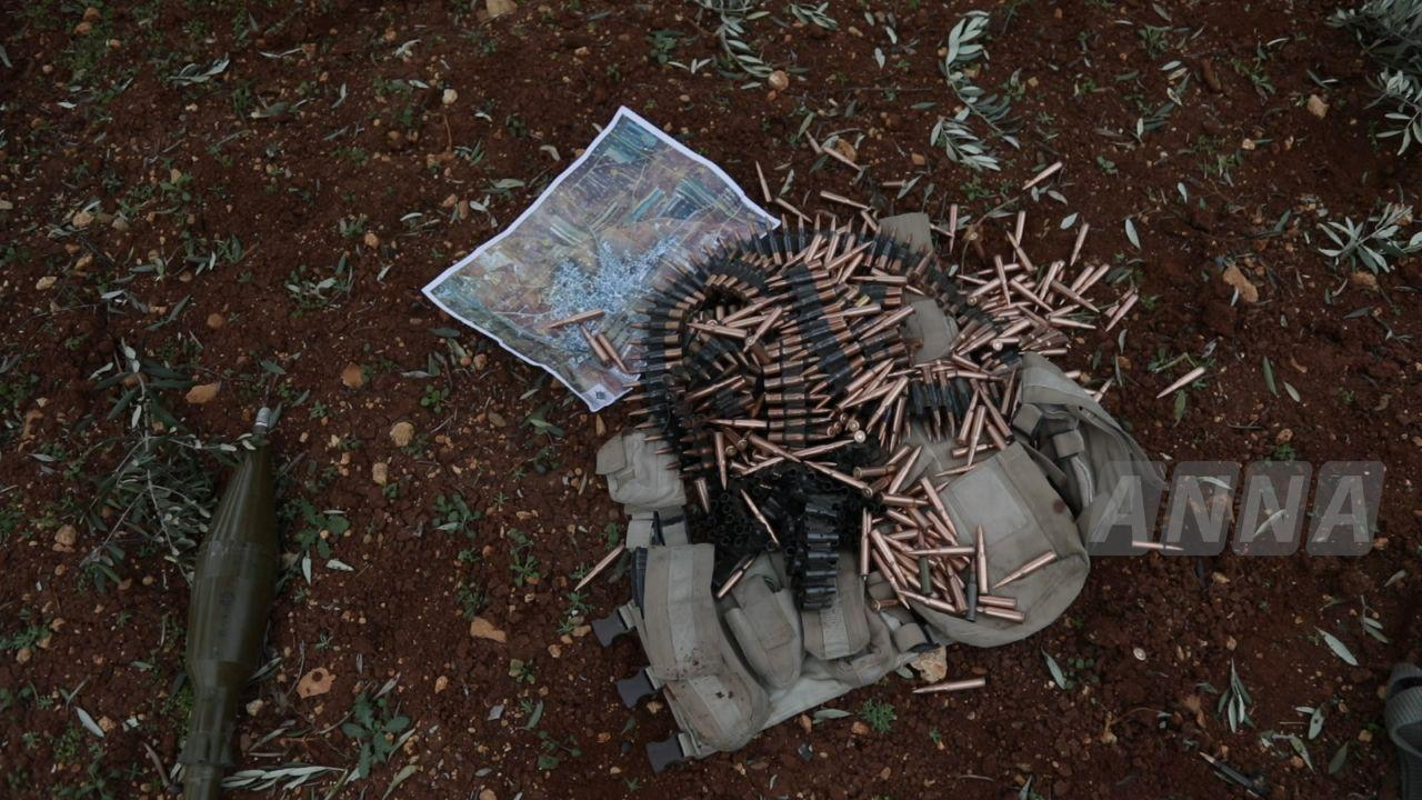 Photos Reveal Turkish-Backed Militants Losses In Recent Failed Attack On Nayrab (18+)