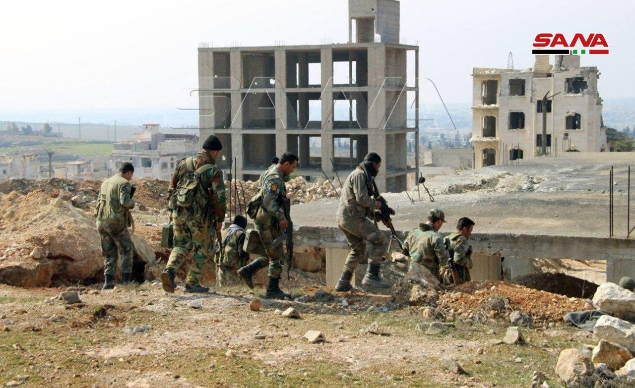 Syrian Army Conducts Combing Operation In Aleppo's Rashidin 4 (Photos)
