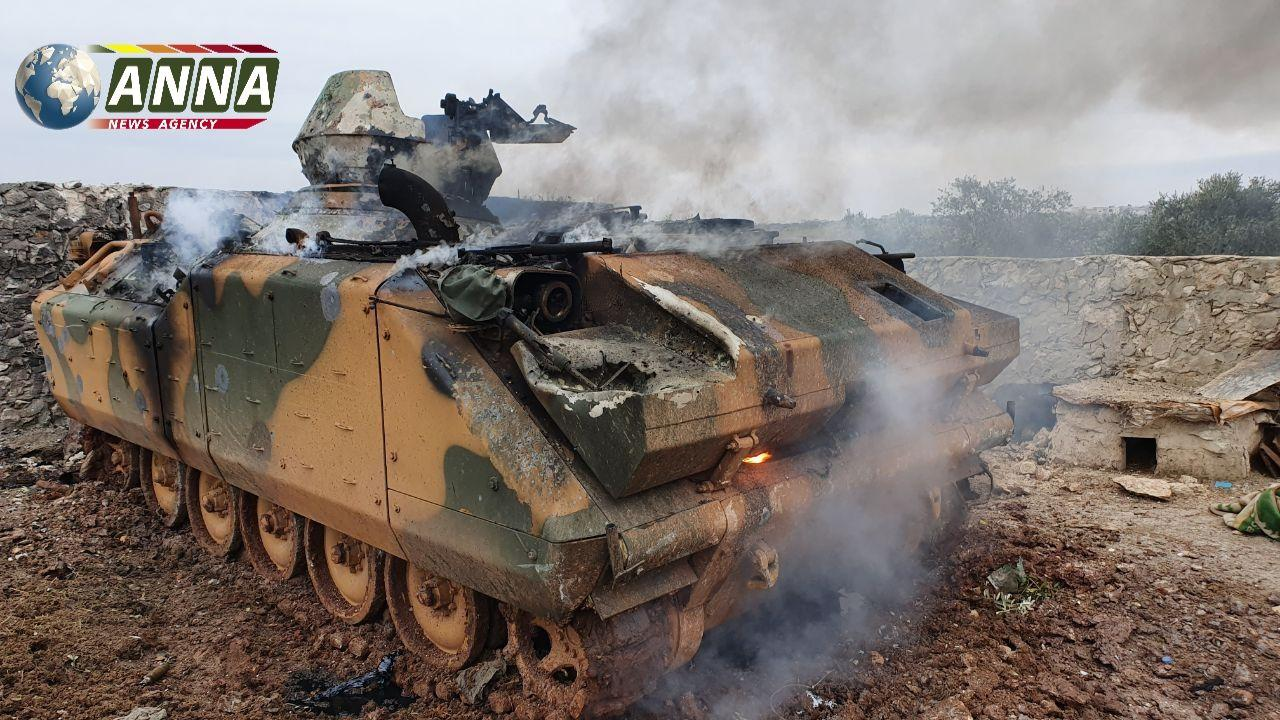 Turkish-Backed Militants Sustain Heavy Losses In Another Failed Attack In Western Aleppo (18+ Photos)