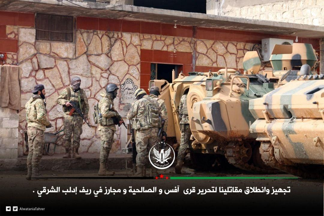 Syrian Army Loses More Positions Around Saraqib Following New Turkish-led Attack (Photos, Map)