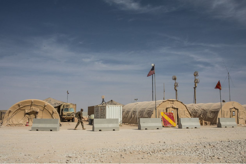 U.S. Troops Return To The Kingdom's Prince Sultan Air Base After 17-Year Hiatus
