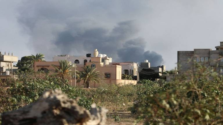 Tripoli-Based Government Ramping Up Airstrike And Artillery Activity As Diplomacy on Libya Proves Ineffective