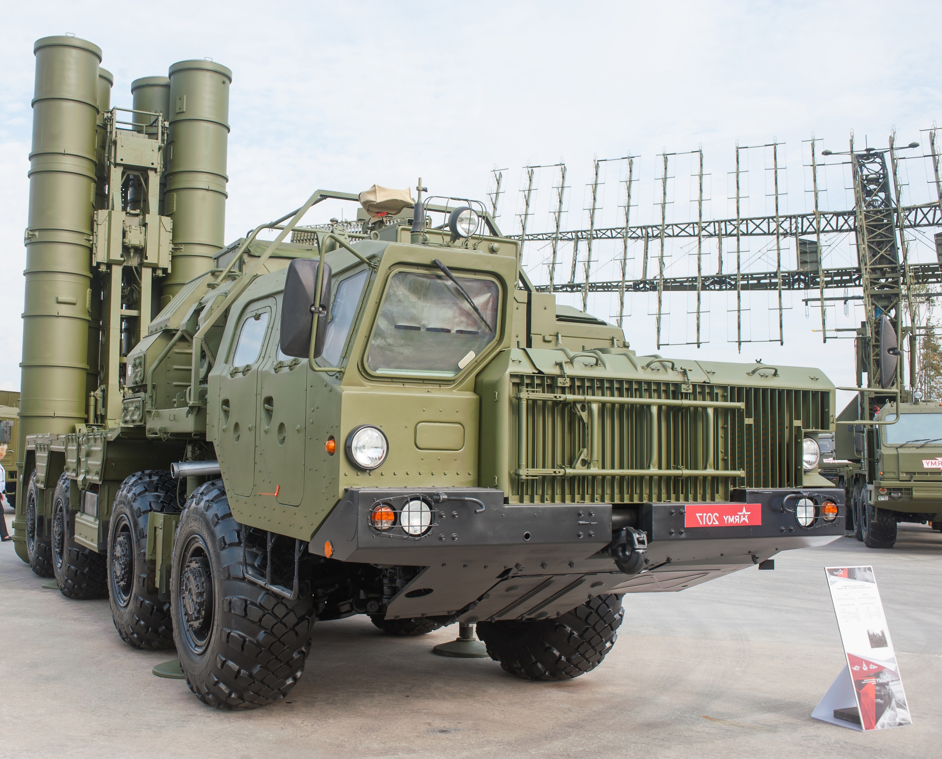 Russia Begins Production of India's Batch of S-400 Anti-Aircraft Missile System