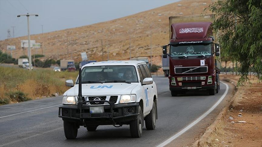 UN Sends Humanitarian Aid To Idlib, Turkey Allegedly Follows Suit
