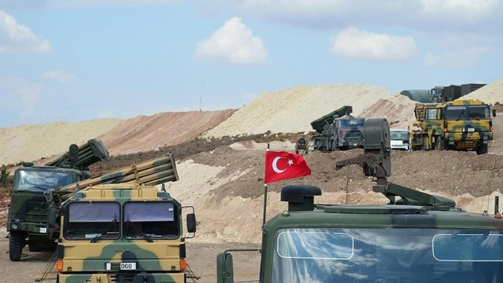 Turkey Will Not Withdraw Heavy Weapons From Idlib Observation Posts