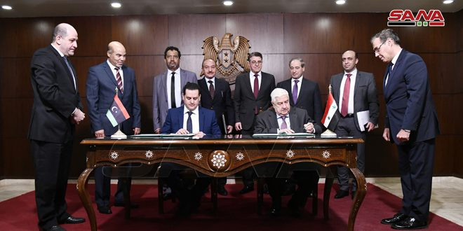 Damascus & Libyan National Army Deepen Ties Amid Conflict With Turkey