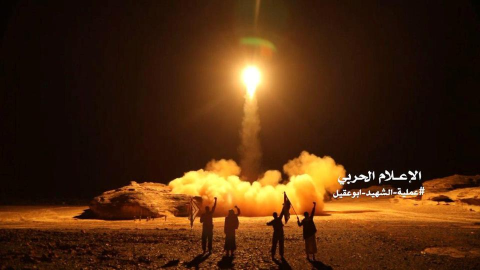 Saudi Forces Intercept Missiles Over Riyadh, Jazan: Sate Media