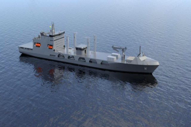 India Signs $2.3bn Deal With Turkey's TAIS Shipyards For Five Fleet Support Vessels
