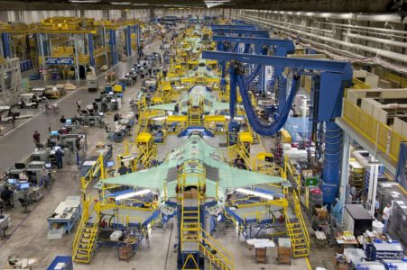 Operations Suspended At F-35 Stealth Jet Factory In Japan Due To Virus Fears