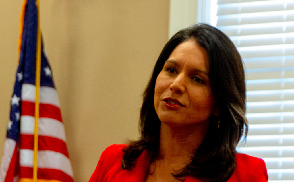DNC Scrambles To Change Debate Threshold After Gabbard Qualifies