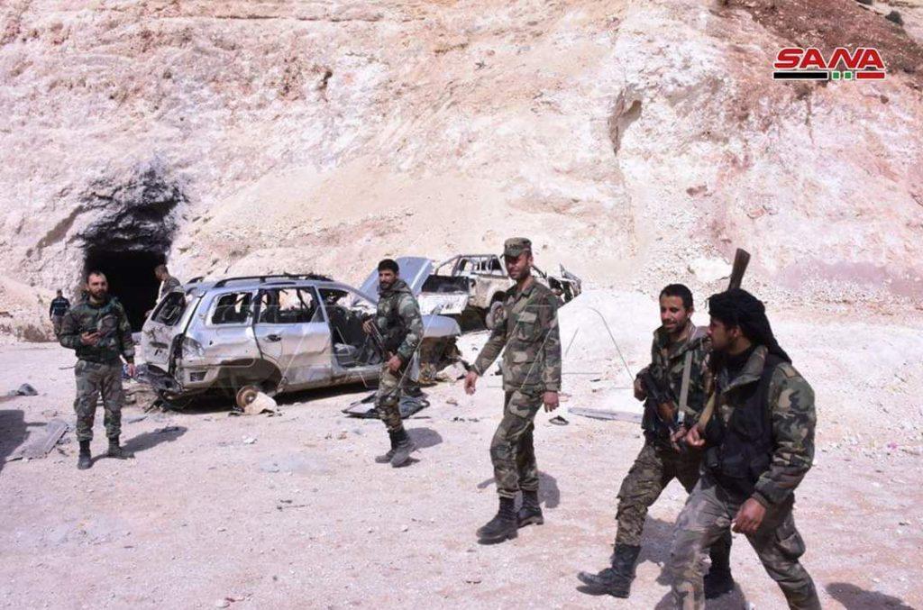 In Photos: Syrian Army Seized Hideout Of Hayat Tahrir al-Sham Leader In Western Aleppo