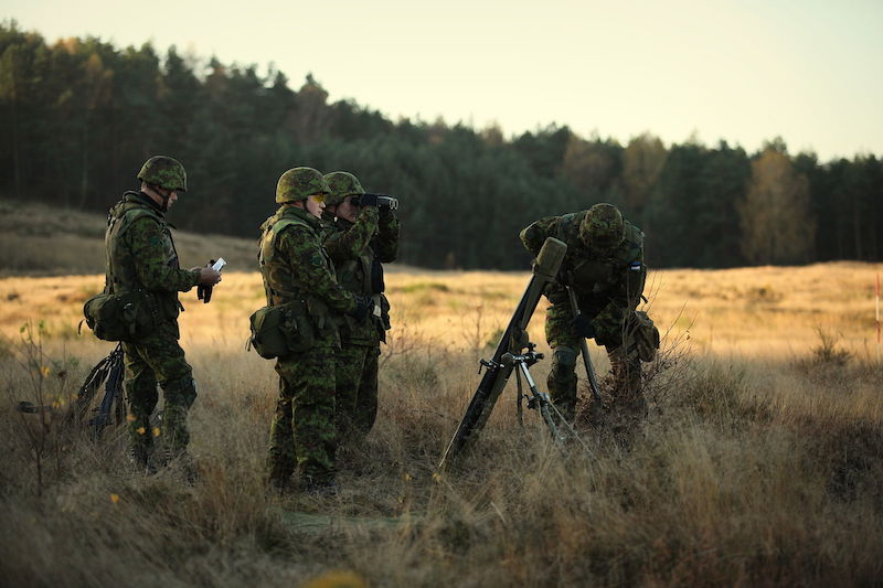 Estonia Mobilizes Radicals From Paramilitary Formations Under Pretext Of Coronavirus Threat