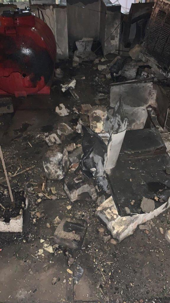 Rocket Strike Hits Close To U.S. Embassy In Baghdad's Green Zone