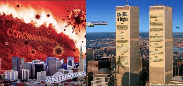 "Kevin Barret: ""9/11 Truth, Coronavirus Truth: Zionist Hysteria, MSM Lockdown"""
