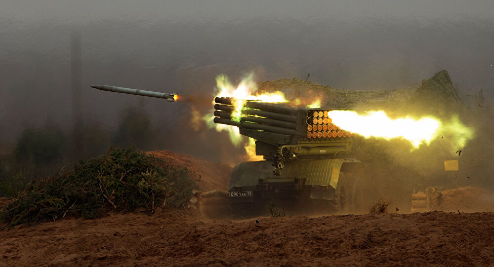 Haftar's Forces Continue Heavy Shelling Of Mitiga International Airport
