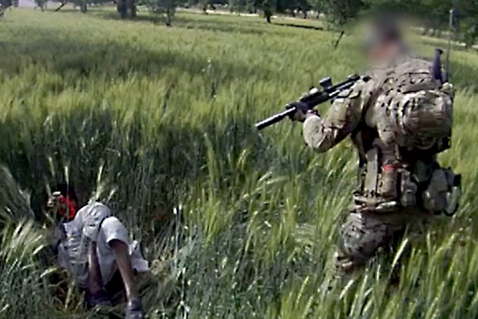 Footage Shows Australian Special Forces Shoot And Kill Unarmed Man In Afghanistan