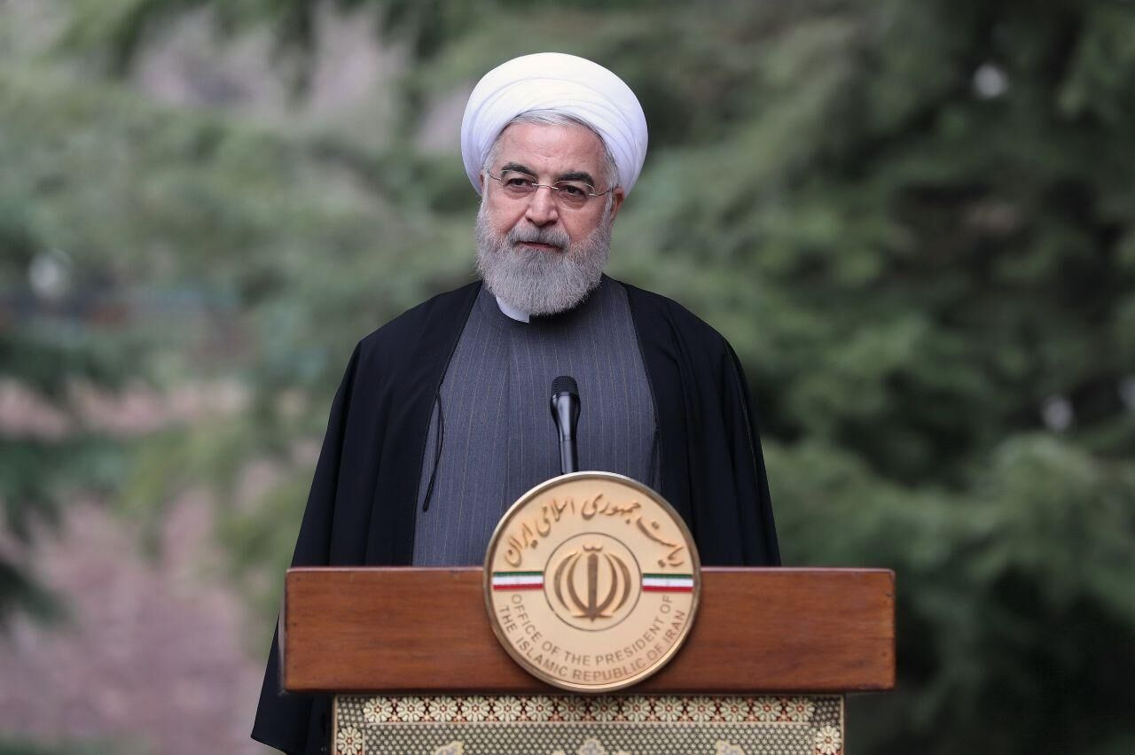 Iranian President Says Tehran Will Respond To U.S. As It Introduces More Sanctions
