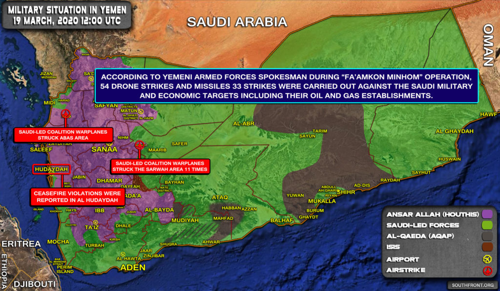 Combat Footage: Houthis Crushing Saudi Proxies In Northwestern Yemen