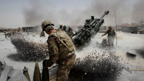 4 NATO soldiers in Afghanistan test positive for coronavirus, 38 more isolated with 'flu-like symptoms'