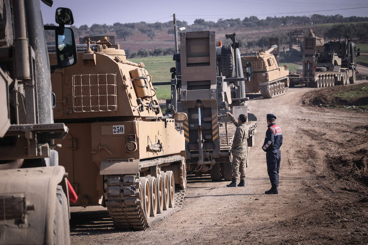 Turkey Begs For NATO Air Support And Air Defensese For Idlib Operation