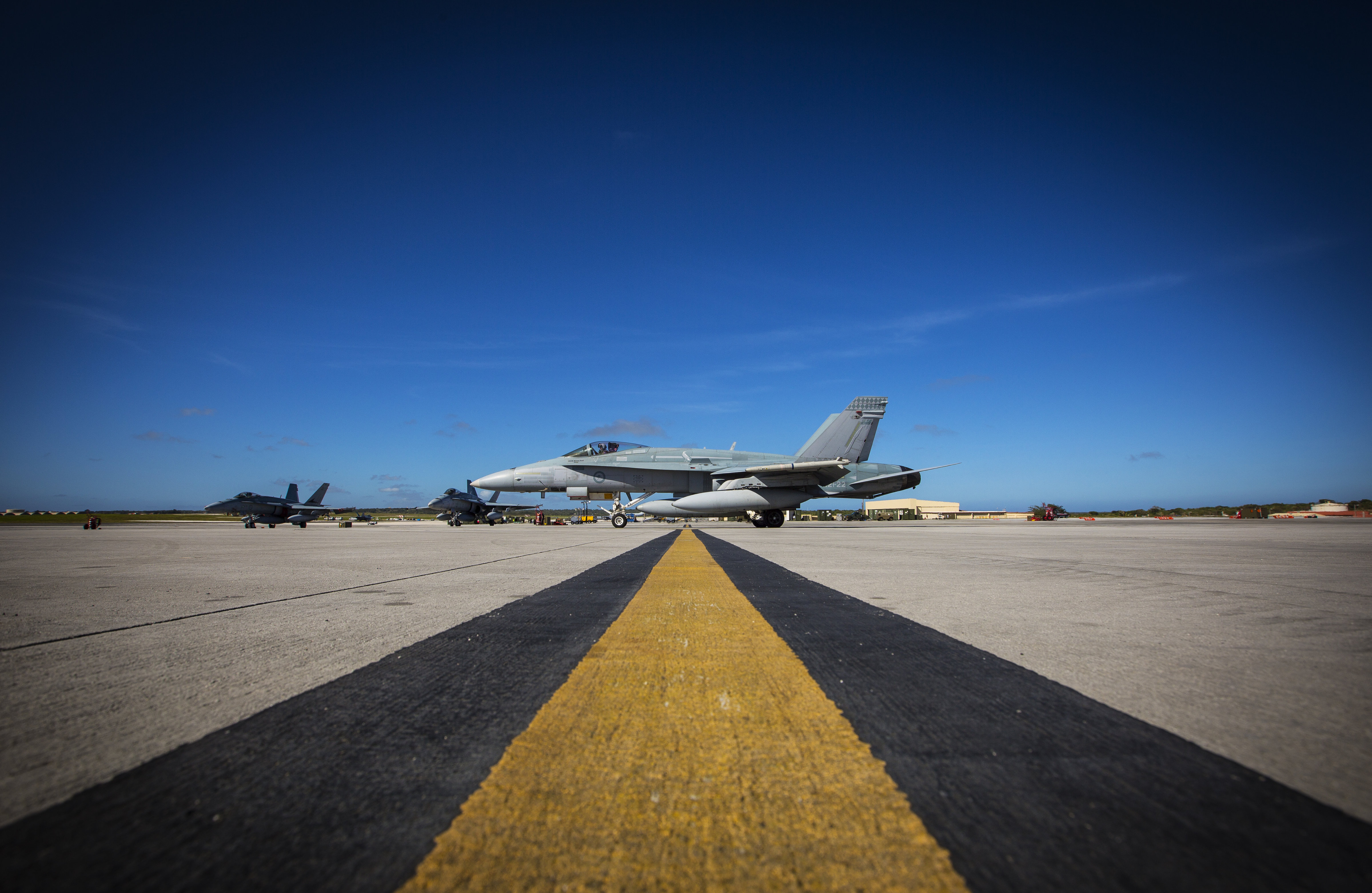 Australia To Sell Its Fleet Of F/A-18 Hornet Fighter Jets To U.S. Contractor