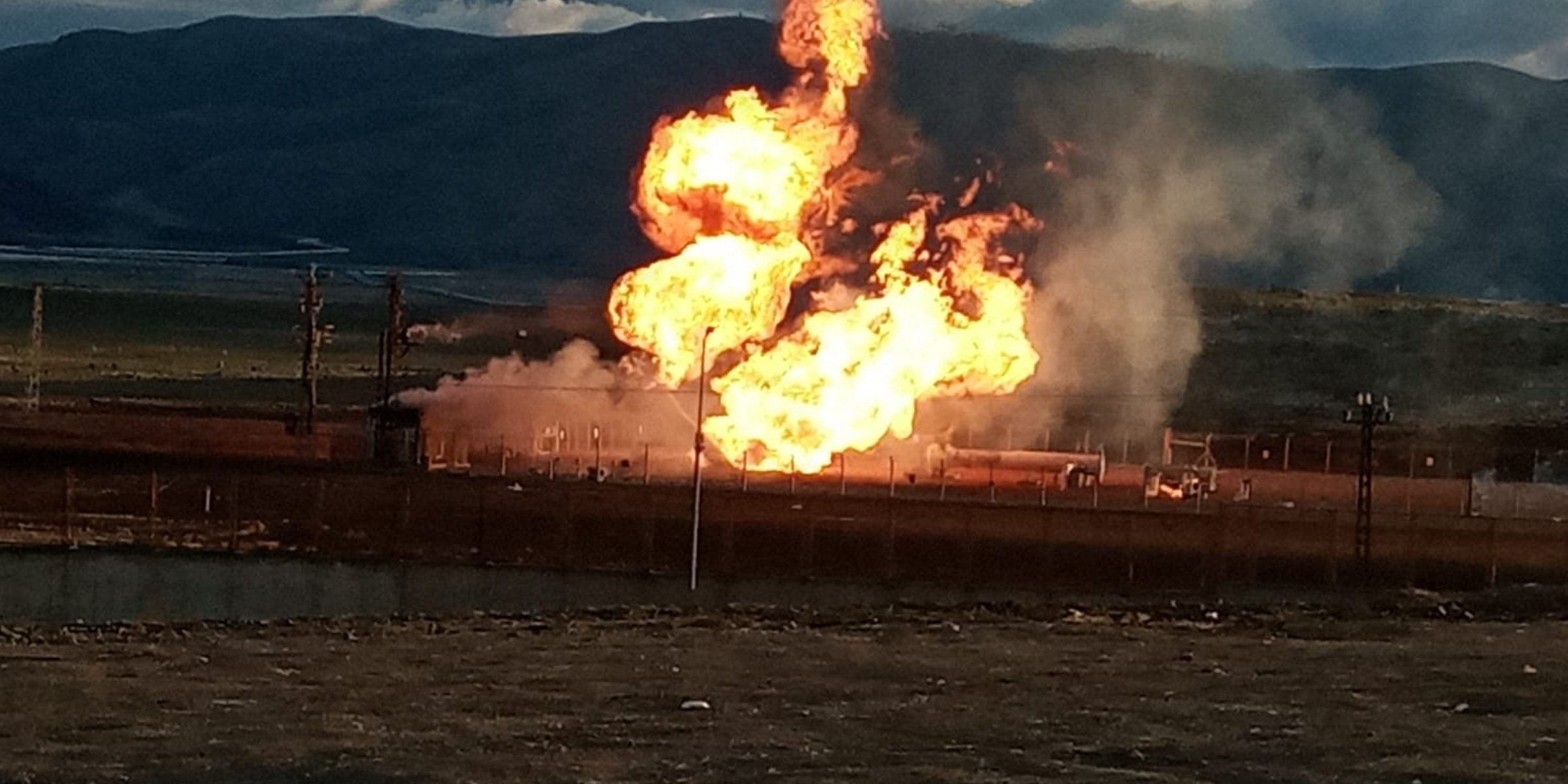 Iran Gas Exports To Turkey Impeded By Pipeline Explosion