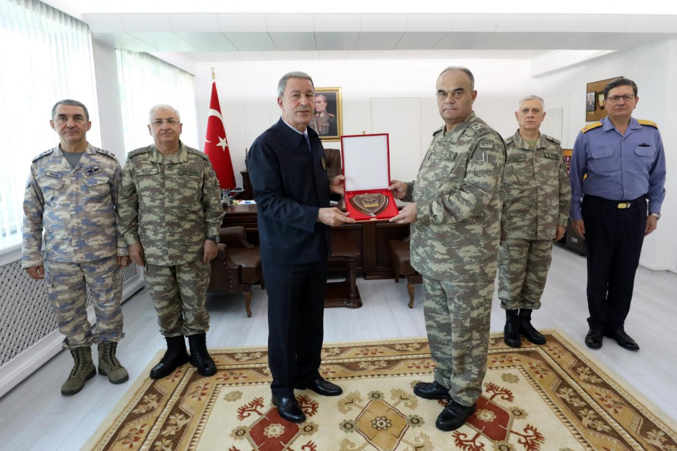 Leadership Problems Of Turkish Operation Spring Shield