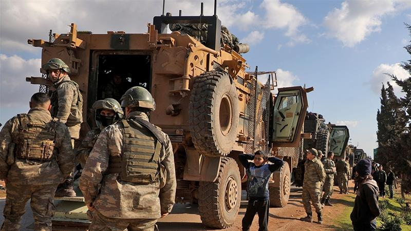 Russian, Turkish Forces Held Third Joint Exercise In Syria's Greater Idlib