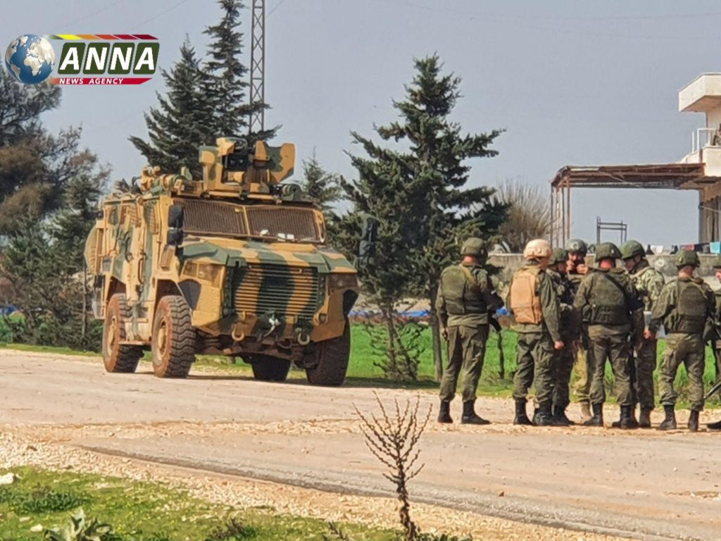 Turkish Troops Fail To Secure M4 Highway Ahead Of Joint Patrol With Russian Forces. Patrol Is Limited To A Few Km Only (Photos, Videos)