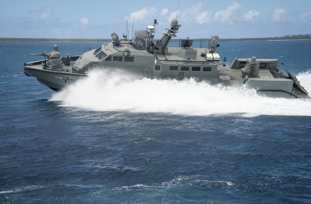 Ukraine To Receive MK VI Missile Boats From The US: CNN Report