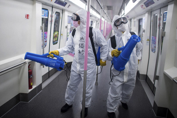 Quarantine Over Hubei To Be Lifted March 25, As Infection In U.S. Gains Momentum