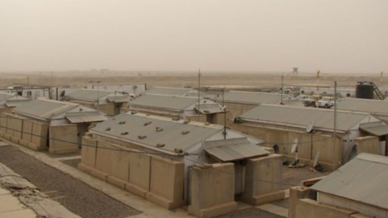 Rocket Strike On Yet Another US-Led Coalition Base in Iraq