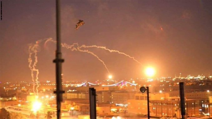 IRGC General Reportedly Killed By US Strikes On Kata'ib Hezbollah In Iraq