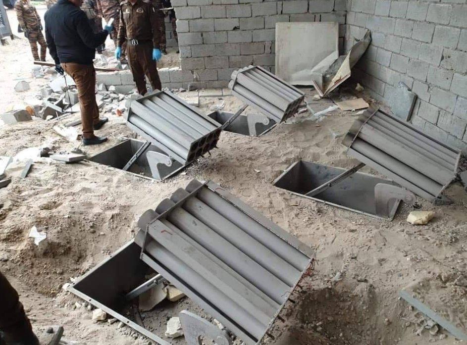 Three U.S.-led Coalition Service Members Injured In New Camp Taji Attack (Photos)