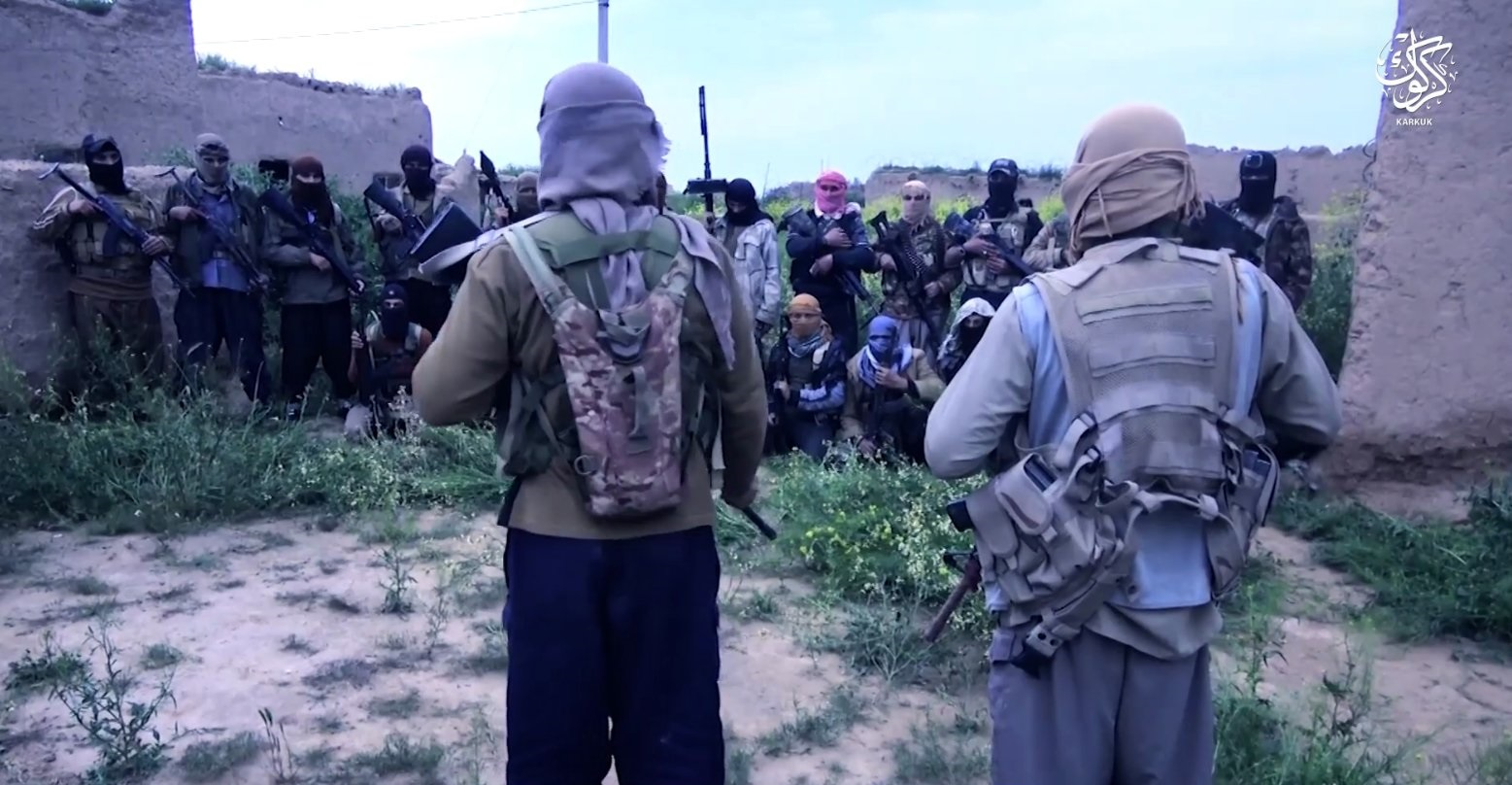 'Victorious Over Their Enemies': ISIS Releases Details On Its Attacks In Iraq's Kirkuk