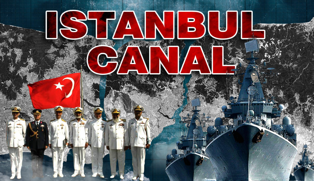 The Istanbul Canal as an Instrument of Erdogan's Multipolarity