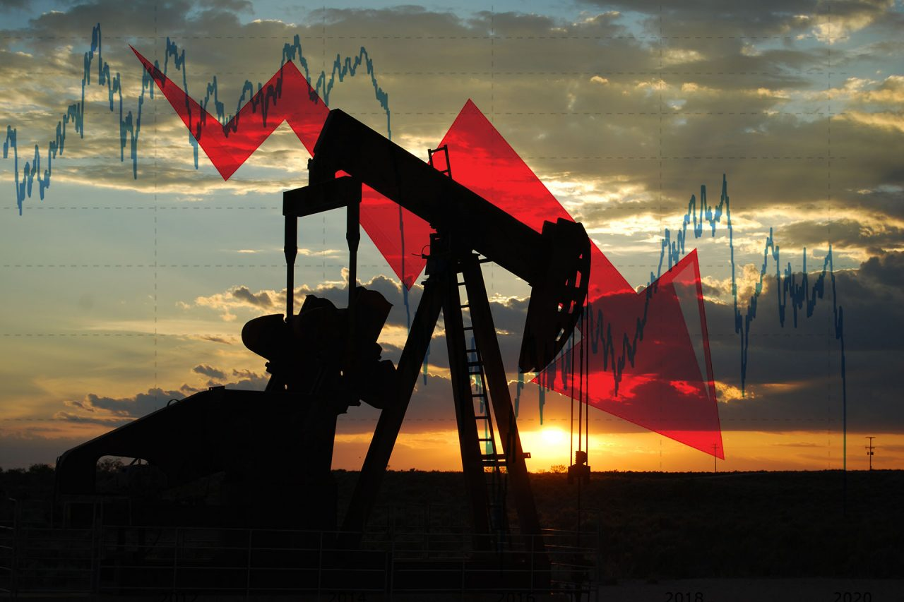 World In Panic: Crude Oil Prices Drop Further, As Europe Locks Down Against Coronavirus Spread