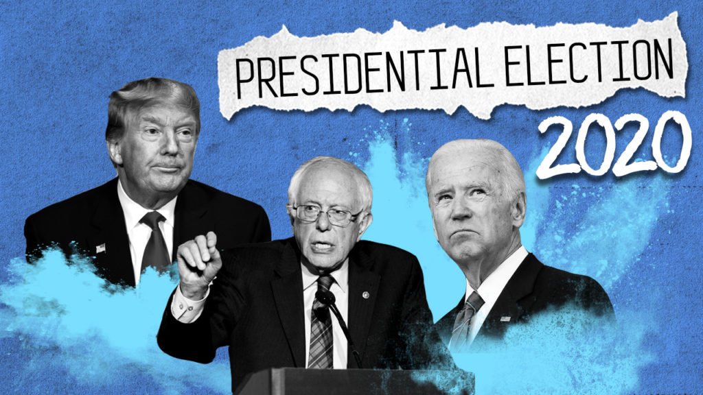 Presidential Election 2020 - In the Eye of the Storm