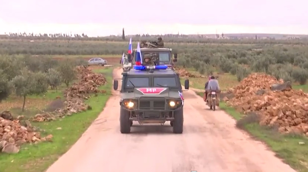 Idlib Ceasefire Appears To Hold As Russian-Turkish Joint Patrols Edge Near