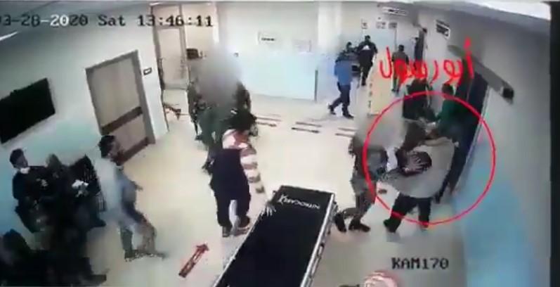In Video: Ahrar al-Sharqiyah Militants Storming Hospital In Al-Bab