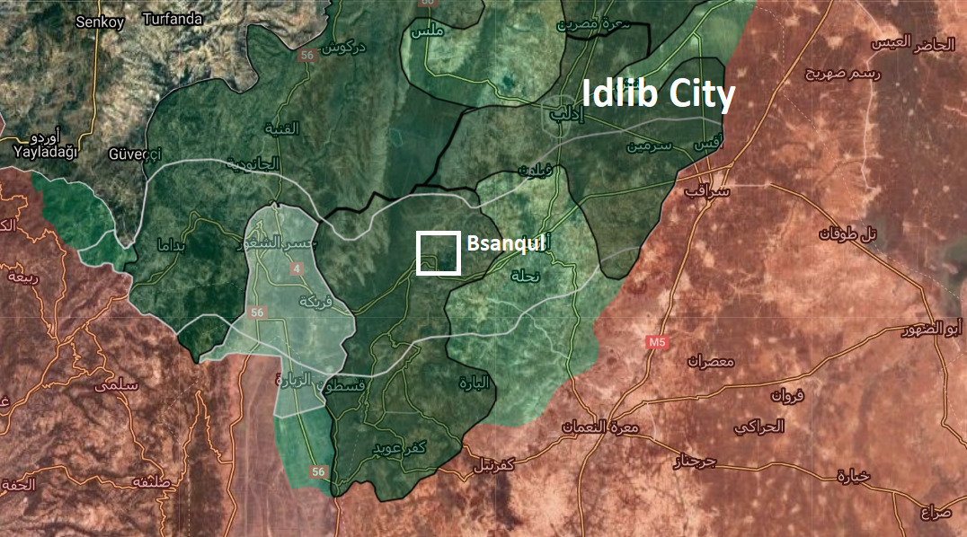 Turkish Military Establishes 44th 'Observation Post' In Syria's Greater Idlib