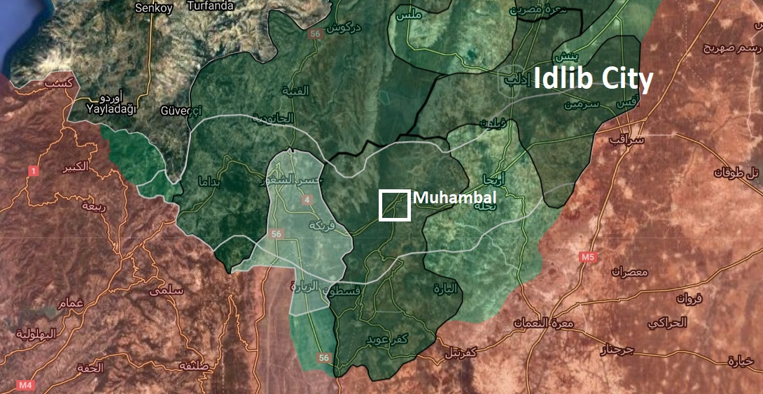 Turkish Convoy Struck With Two IEDs In Western Idlib. 2 Turkish Soldiers Killed