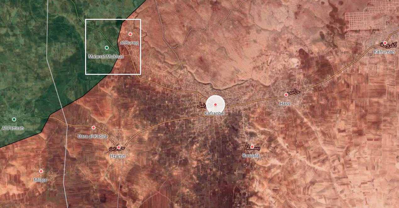 Syrian Army Liberates Two Towns In Southern Idlib