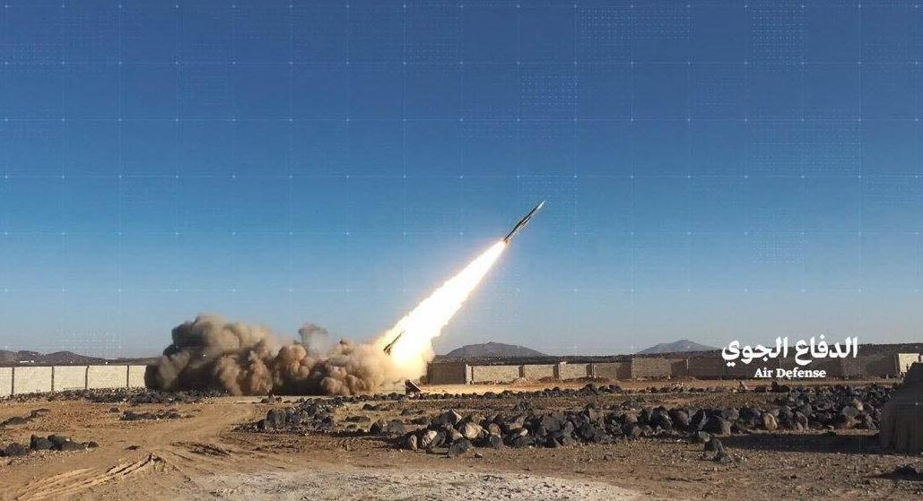 Houthis Target Saudi-led Coalition Aerial Formation Over Al-Jawf