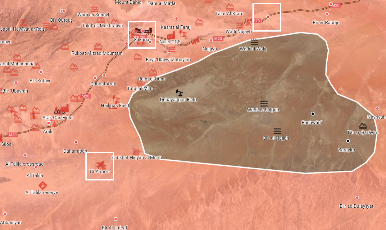 Syrian Army Repels Large ISIS Attack In Eastern Homs