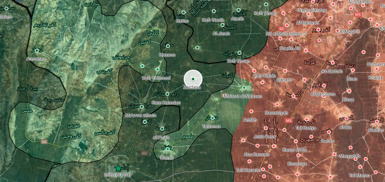 Turkish Military Establishes Another Position In Greater Idlib, Deploys Large Reinforcements (Videos)